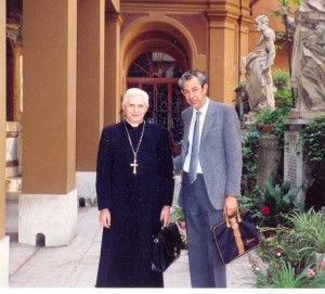 Acuna and Ratzinger