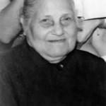 Aunt Rosaria Bucci
